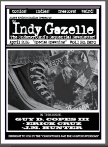 indygazelle cover